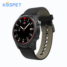 "KOSPET KW99 smartwatch Android telefoon 2GB 16GB 1.39 ""AMOLED MP3 speler GPS Maps Google play winkel sport wifi Slimme Horloge man(China)"