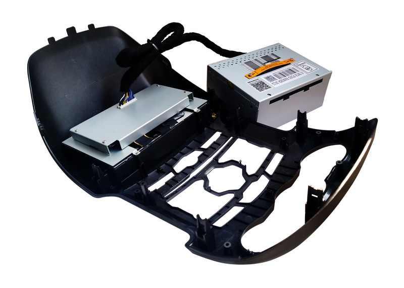 """オールウェイズ 8 """"IPS スクリーンアンドロイド 8.1 クアッドコア Ram 1 ギガバイト Rom 16 ギガバイト車マルチメディアフォードレンジャー 2012-14 dvd プレーヤー & フルタッチ"""