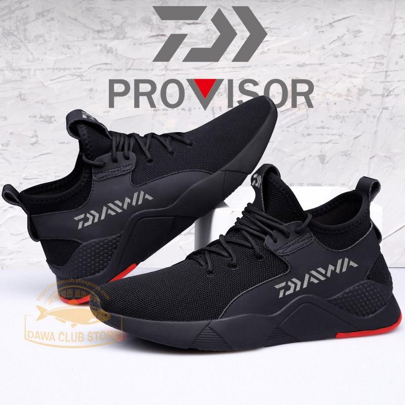 2020 New Daiwa Men Outdoor Shoes Non-slip Fishing Shoes Breathable Shoes Dawa Outdoor Running Shoes Climbing Shoes Casual Shoes
