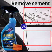 car accessories Car Cleaner tire stains car wash liquid Quickly and easily dissolves cement stains 300ml