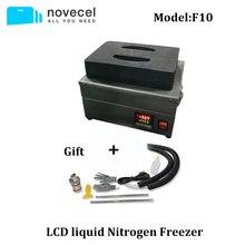 DHL Novecel FS06 F10 LCD écran liquide azote congélateur séparateur Machine avec pompe intégrée téléphone outil de réparation Mobile