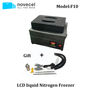 Image 1 - DHL Novecel FS06 F10 ekran LCD ciekły azot zamrażarka maszyna separująca z wbudowaną pompą telefon naprawa mobilna narzędzie