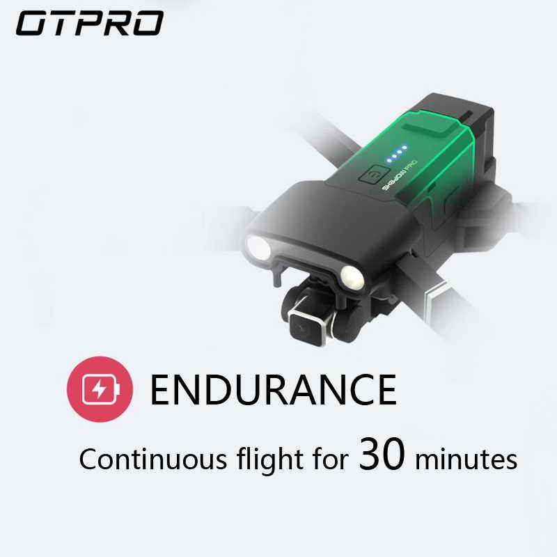 Oryginalny OTPRO PRO33 GPS 5.8G 1.5KM składane ramię FPV z 4K UHD aparat 3-osiowy Gimbal zdalnie sterowany dron Quadcopter RTF wysokiej prędkości H117S