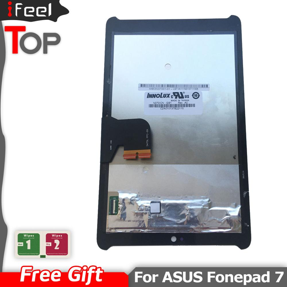 Écran LCD pour ASUS Fonepad 7 ME372CG ME372 K00E écran Lcd écran tactile assemblée 7 pouces livraison gratuite