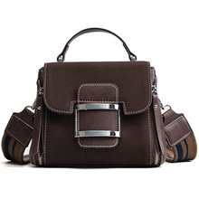MONNET CAUTHY Autumn New Female Totes Classic Vintage Style Fashion Handbags Solid Color Black Brown Useful Girls Crossbody Bags