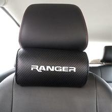 Car-Head-Pillow Car-Accessories Neck-Rest Ranger Auto-Seat Interior for Carbon-Fiber