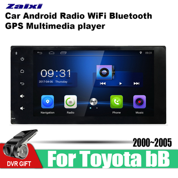 цена на For Toyota bB 2000 2001 2002 2003 2004 2005 Android Car 2 din multimedia GPS Navigation vedio stereo Radio audio video video