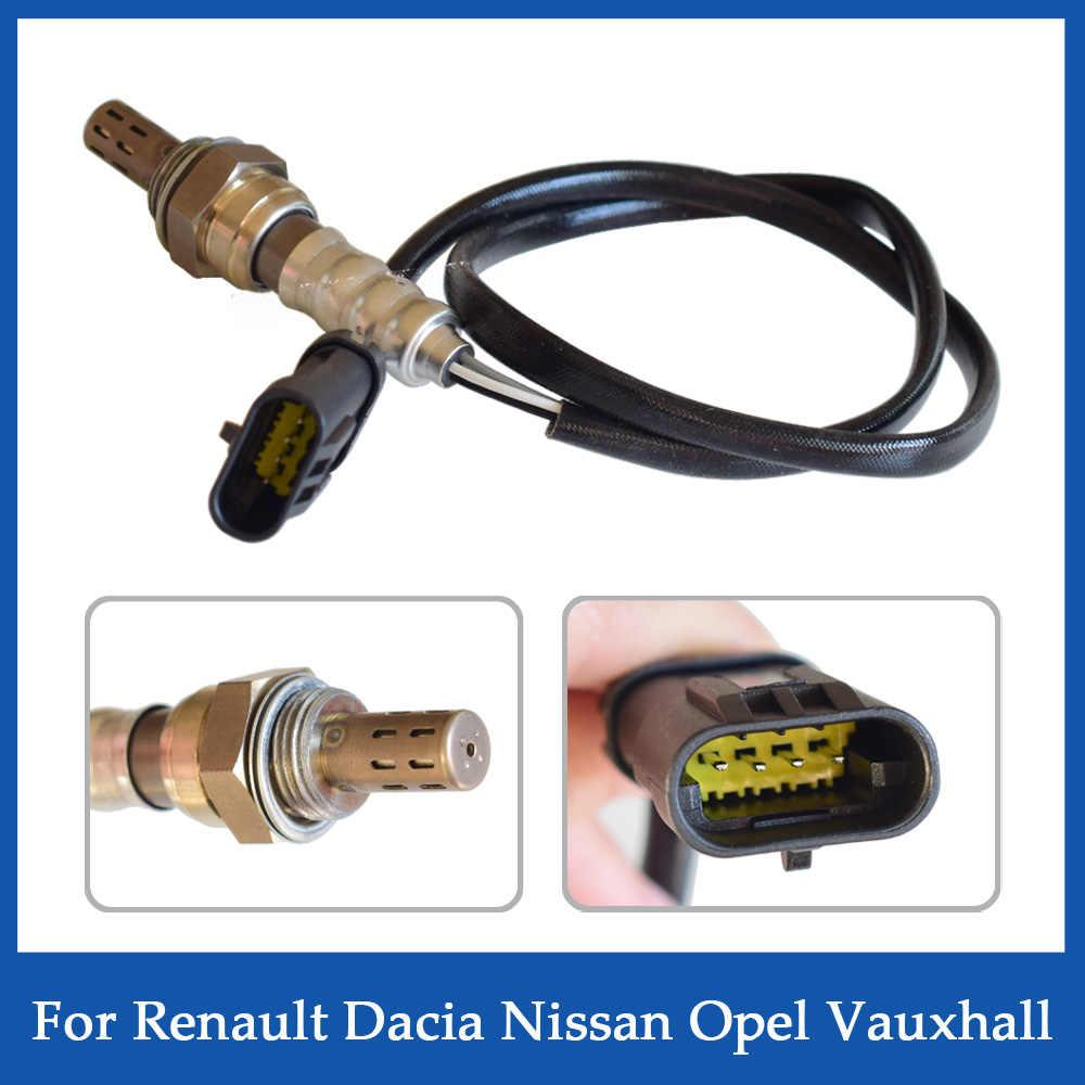 Lambda Oxygen O2 Sensor For Renault Clio Grandtour Megane Scenic 4-Wire Front
