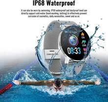 Tagobee ny03s atividade inteligente trackers relógio monitor de freqüência cardíaca fitness masculino feminino relógio pulseiras à prova dip68 água ip68 android ios