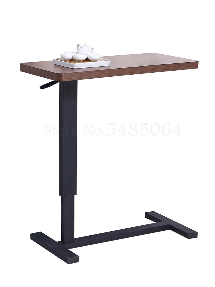 Прикроватный столик, ленивый Регулируемый диван, компьютерный стол для ноутбука, подъемник для спальни, мобильная кровать для письма, мален...