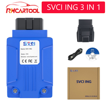 OBD2 Car accessories SVCI ING diagnostic tool Covers all for Infiniti forNissan for GTR models