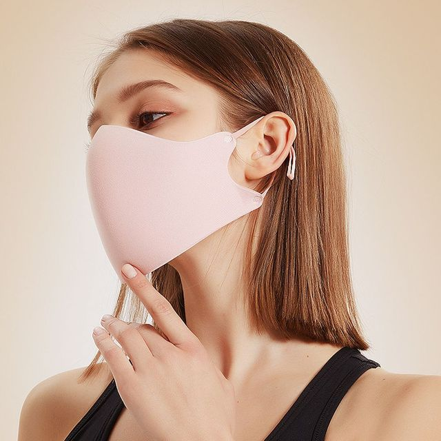 Personality 3D Mask Upgraded Version Men Women Dustproof Earloop Face  Mouth Mask Kids Children Breathable Valve Mask 3