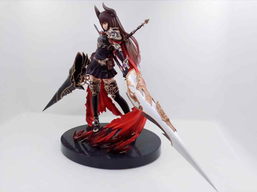 Rage Of Bahamut Dark Dragon Knight Deardragoon Forte Yang Setia Kotobukiya PVC Action Figure Anime Permainan Mainan Model 28 Cm