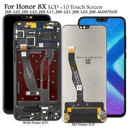 Affichage pour Honor 8X JSN-L11/L21/L22 écran Lcd 10 remplacement de l'écran tactile pour Honor 9X Lite/ View 10 Lite
