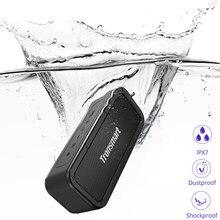 Tronsmart Kraft Bluetooth Lautsprecher 40W Tragbare Lautsprecher IPX7 Wasserdichte 15H Spielzeit mit Subwoofer,NFC,TWS, stimme Assistent