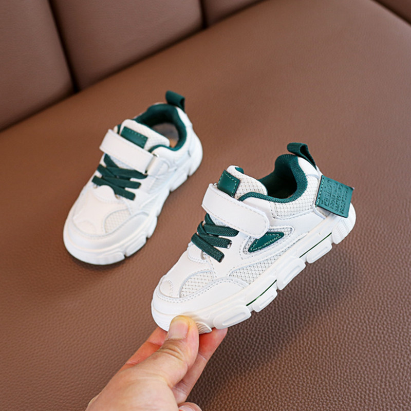 DIMI 2020 Spring Baby Shoes Boys Toddler Shoes Breathable Soft Infant Sneakers Casual Flat Girl Walkers Shoes