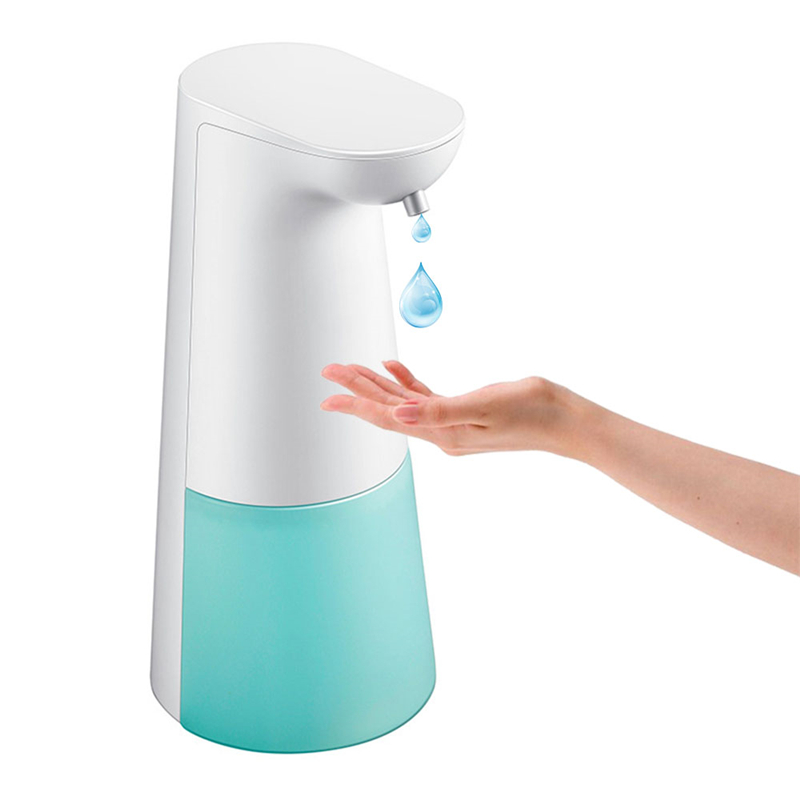 [Optimiztion Version] Xiaowei 250ML Soap Dispenser Automatic Touchless Induction Foam Infrared Hand Face Cleansing Devices Home
