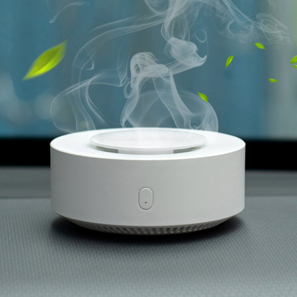 Air Humidifier Aroma Diffuser Essential Oil Aromatherapy Diffusers Humidifiers Night Light Electric Mist Maker Fogger for Home