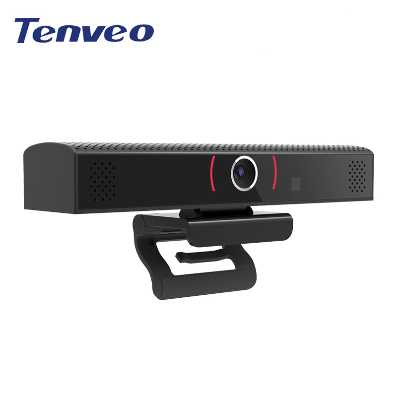 Tenveo VA1000 All in one video and audio conference webcam HD 1080P High quality sound for TV Tablet PC