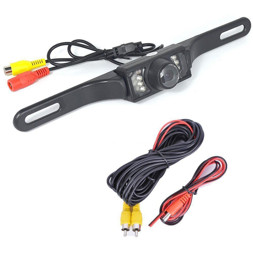 High Quality Universal Wireless Car Reverse Camera Backup Parking Camera Best 2.4G Waterproof Night Vision Rear View Camera NEW image