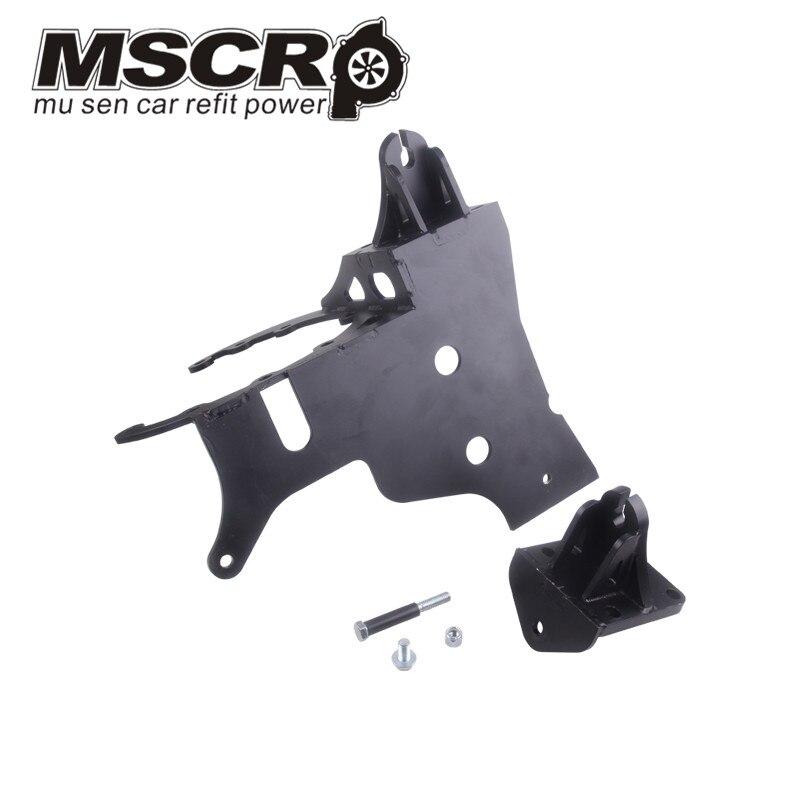 닛산 r35 GT-R gtr gr6 drivetrain tig welded black coated ste 용 고성능 안전 모터 스포츠 변속기 브레이스