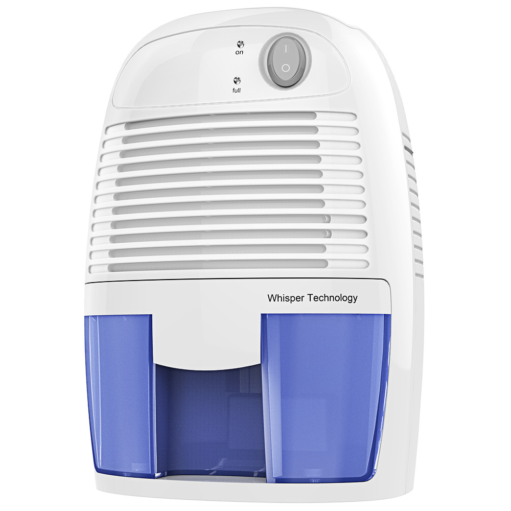Semiconductor Dehumidifier Mini Portable Home Air Dryer Desiccant Moisture Absorber Low Noise Cabinet Dehumidifier