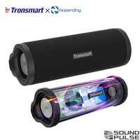 [Fuerza Versión de Actualización] Tronsmart Force2 SoundPulse™Portátil altavoz NFC con Bluetooth con IPX7 impermeable 15 horas de juego 2021