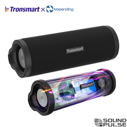 [Force update version] Tronsmart Force2 SoundPulse™ Portable Bluetooth NFC Speaker with IPX7 Waterproof, 15 Hours Playtime 2021