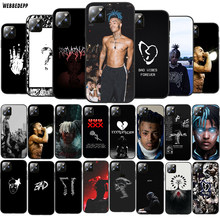 Q15 XXXTENTACION TPU Tampa Do Telefone para o iPhone Da Apple 6 6S 7 8 Plus 5 11 5S SE X XS pro MAX XR silicone Soft Case(China)