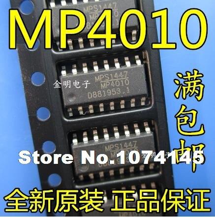 10pcs/lot MP4010 SOP16 MP4010DS-LF-Z