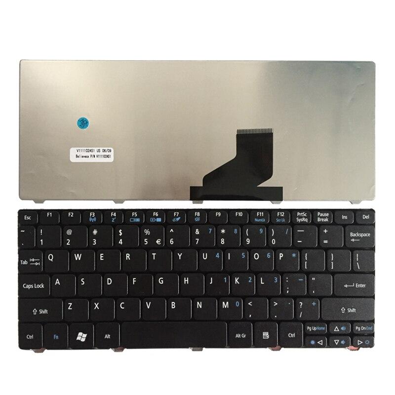 RU White New FOR ACER ONE GATEWAY ZE7 NAV50 PAV50 PAV70 Laptop Keyboard Russian
