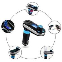 Bluetooth Car Kit MP3 Player FM Transmitter Auto AUX Wireless Modulator Radio 2 USB Charger Remote Control