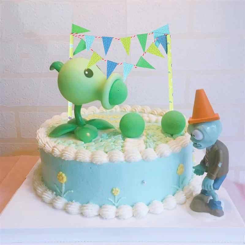 Fabulous Cute Birthday Cake Topper Banner Dinosaur Design Flag Cake Bunting Personalised Birthday Cards Paralily Jamesorg