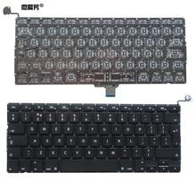 UK Laptop Keyboard 2009 2012 For Apple Macbook Pro A1278 MC700 MC724 MD313 MD314 Keyboard Replacement