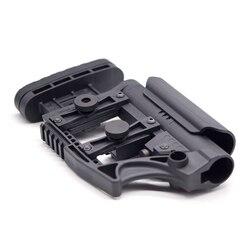 Soporte extensible ajustable para pistolas de aire CS Airsoft táctico BD556 M4 AR Nylon accesorios de Paintball