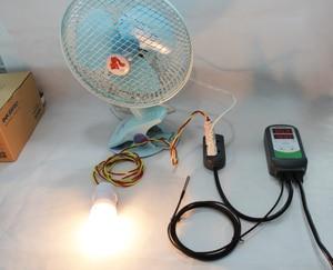Image 5 - Inkbird ITC 308 & 308WIFI EU Plug Digital Temperature Controller Thermostat Regulator Dual Relays Heating & Cooling Homebrewing