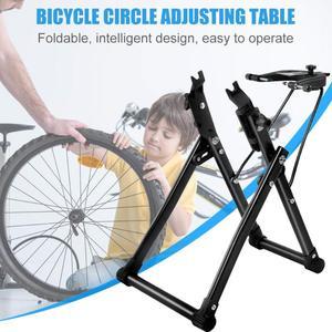 Image 5 - MTB 자전거 수리 도구 자전거 바퀴 Truing 스탠드 MechanicTruing 스탠드 유지 보수 수리 도구 자전거 액세서리