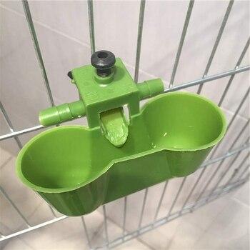 30 Sets New Bird Tools Quail Drinking Pigeon Cups Chicken Water Bowls Parrot Pigeon Bird Feeder 2