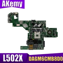 C47NF 0C47NF CN 0C47NF mainboard For DELL XPS L502X laptop motherboard GT525M GT540M DAGM6CMB8D0 Test work