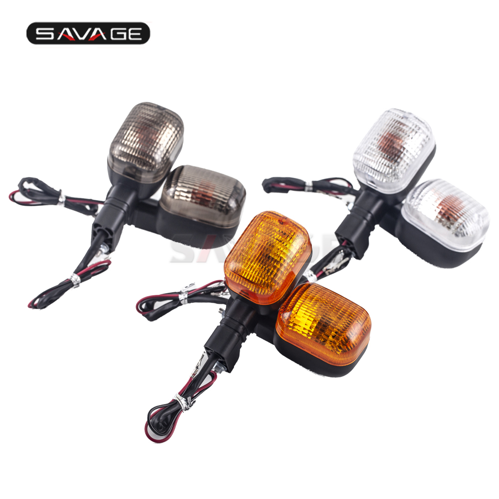 Turn Signal Indicator Light For BMW F650 Funduro/ F650ST 1997-2000, G650GS 2009-2010 Motorcycle Front/Rear Blinker Lamp