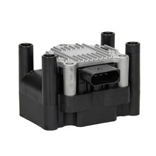Ignition-Coil Golf 032905106D Skoda AUDI 1996-2005 for VW Beetle Jetta L4 A2 A3 A4 Seat