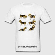 Camisa de t masculina beagle auswahl moda para camiseta engraçada novidade tshirt feminino