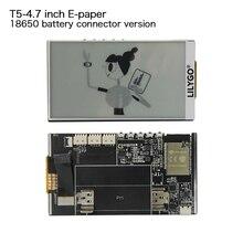 LILYGO T5 4.7 بوصة E ورقة ESP32 V3 النسخة 16MB فلاش 8MB PSRAM WIFI/بلوتوث ل اردوينو