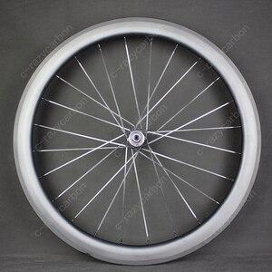 Image 2 - 2020 רכיבה על אופניים כביש פחמן אופניים גלגלים עם Bitex R13 רכזות עם קרמיקה מסבי אופניים גלגלי נימוק מכריע קידום