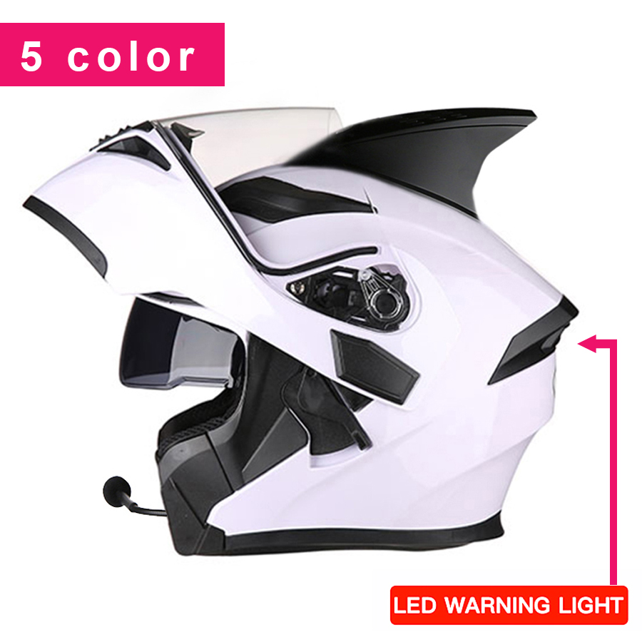 Racing Motocross Casque Hors Route Casque FOR Yamaha Virago 1100 Honda Super Cub BMW R1200gs Crash Bars Honda Vfr750f Cafe Racer