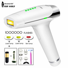 1000000 Pulses Professional Permanent Laser Epilator IPL Hair Removal Electric P