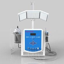 Портативный спа фотонный аппарат для очистки лица от воды Дермабразии