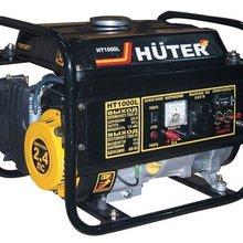 Gasoline generator-Huter,220 volt generator