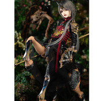 New Arrival BJD Dolls Minifee Klaus 1/4 FP Dark Knight Armoured Centaur Fairyline Boy Fairyland
