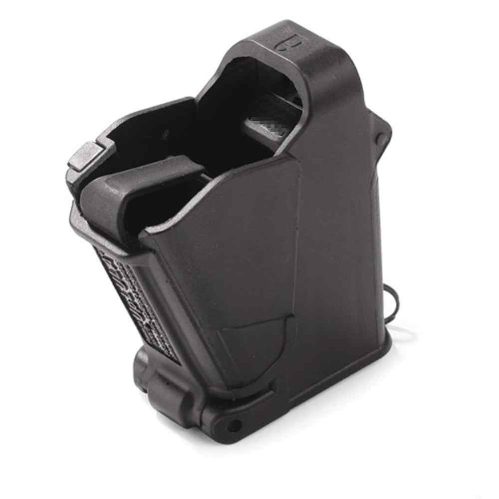 Tactische Pistool 9Mm Tot 45 Acp Universele Pistol Magazine Speed Loader/Losser Voor Glock M1911 Paintball Jacht Accessoires